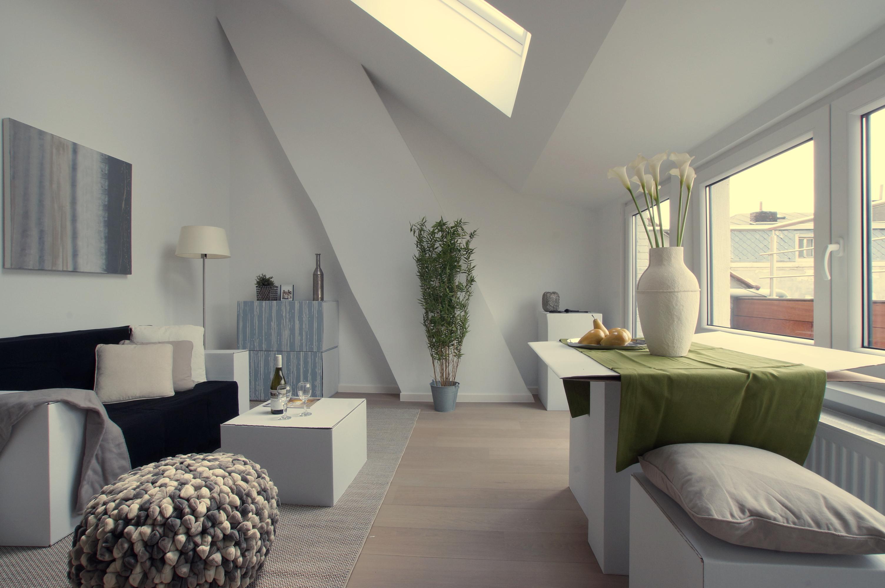 Nadelen Leisteen Badkamer ~ Style at Home  Huizen en modelappartementen inrichten om beter te